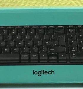 Новая клавиатура и мышка