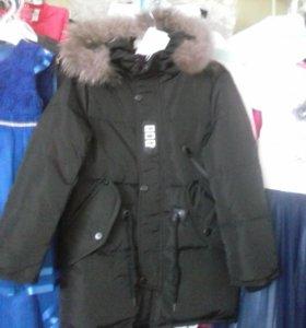 куртка-парка 110-150