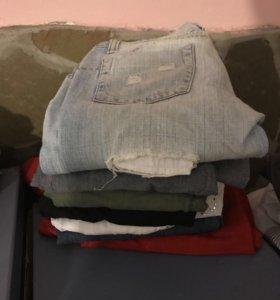 Пакет женской одежды,S