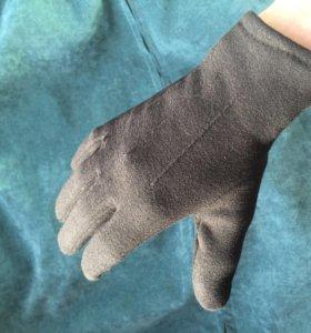Перчатки тёплые мужские новые