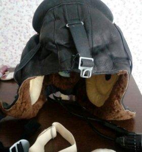 Шлем летчика ссср
