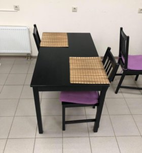 Мебель, столы, стулья
