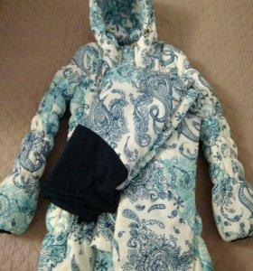 Зимний комплект для беременных