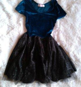 Красивое платьишко, новое