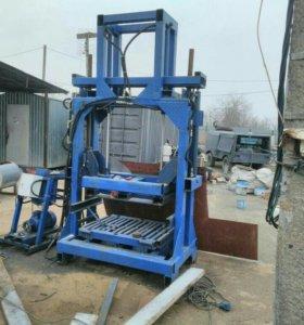 Изготовление станков по вибропресованным изделиям
