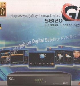 Спутниковый ресивер GI s8120 ( Linux )