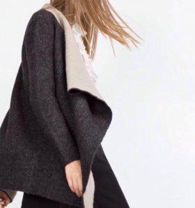 Кардиган-пальто Zara