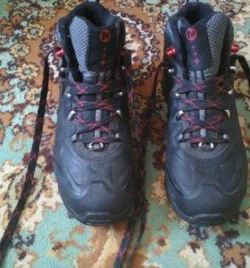 Ботинки зимние Меррелл