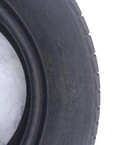 Toyo z-24 radial 2шт.