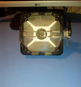 Радиатор для процессора.