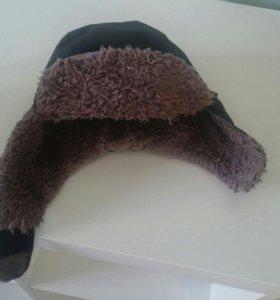 шапка дидриксон зимняя