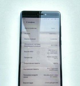 Продам Xiaomi Redmi Note 4x(global)