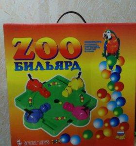 Зообильярд Бегемотики