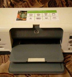Принтер цветной струйный HP Photosmart D5063