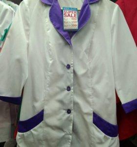 Медицинская одежда Куртки женские 40-62