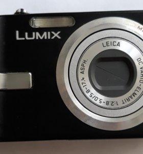 Фотоаппарат Panasonic Lumix DMC-FX10