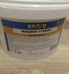 Жидкое стекло Bravo