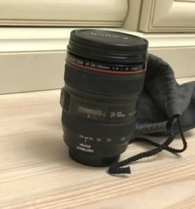 EF 24-105 mm 1:4 L IS USM