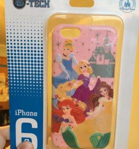 Чехол на айфон iphone 6/6s из Диснейленда