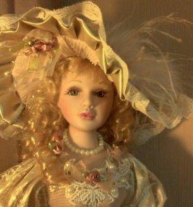 Кукла фарфоровая Саманта Quelle