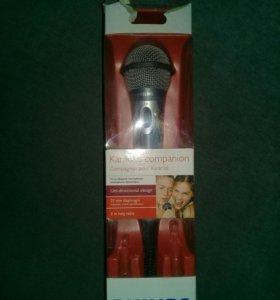 """Новый микрофон """"PHILIPS""""для караоке🎤🎶"""