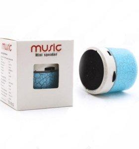 Портативная Bluetooth колонка Music