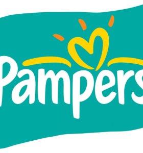 Pampers подгузники памперсы