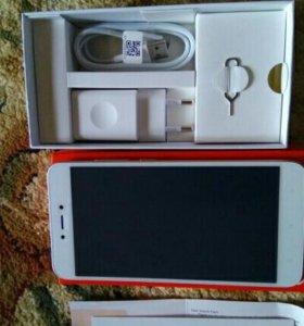 Телефон Xiaomi Redmi 5A, 2 гб оперативки и 16 гб п