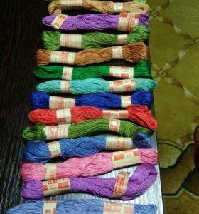 Мулинэ для вышивки