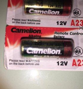 Батарейка Camelion 12V A23