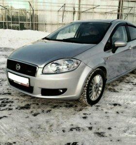 Fiat linea, 2011г., 1.4 (120лс) пробег 103т