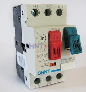 Пускатель NS2-25 6-10A (CHINT)