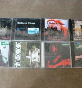 CD рок музыка