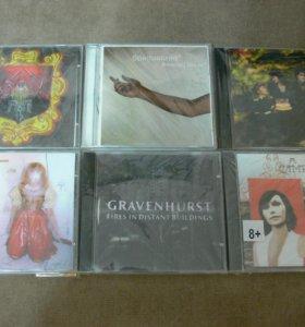 CD рок музыка 2