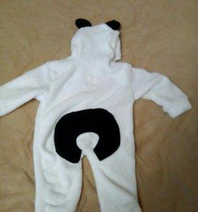 Комбез новый панда