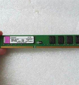 Kingston, DDR3, 2Gb