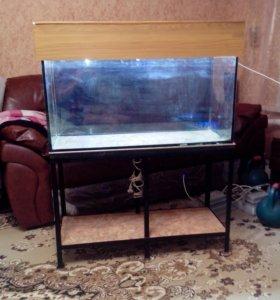 Продам аквариум на 150 литров