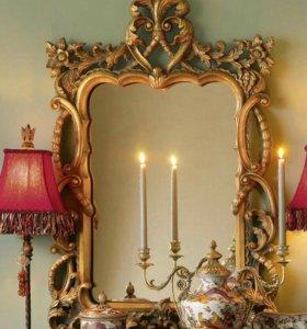 Зеркала изготовление