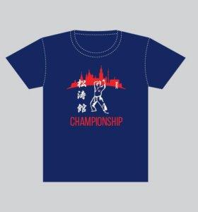 Футболка Чемпион (новая)