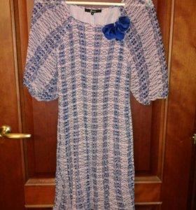 Шёлковое платье Just Cavalli, новое, р-р 2.