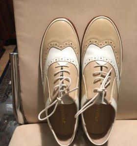 Ботинки новые (Италия)