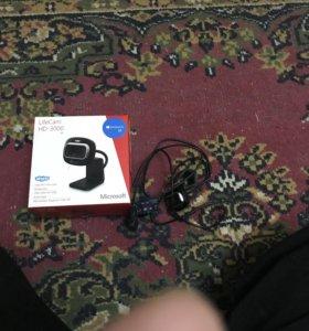 Вебкамера lifecam hd-3000