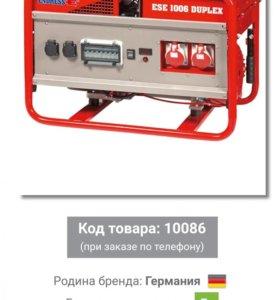Генератор бензиновый 10кв/ч