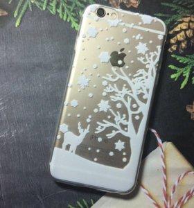 Чехол новый на iPhone 6