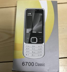 Сотовый телефон Nokia classic 6700. Китай