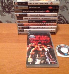 Tekken 6 ( PSP )