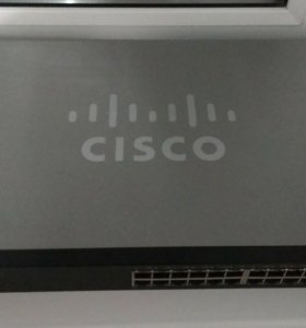 Коммутатор CISCO SF200-24