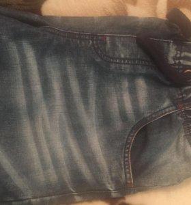 Шорты джинсовые,глория джинс