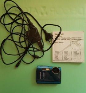 Водостойкая камера Olympus mju TOUGH 3000