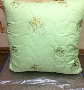 Новая подушка бамбук